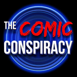 Show cover of The Comic Conspiracy