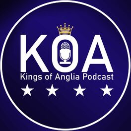 Show cover of Kings of Anglia - Ipswich Town podcast from the EADT and Ipswich Star