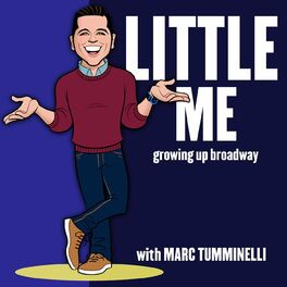 Show cover of LITTLE ME: Growing Up Broadway