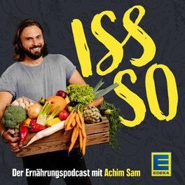 Episode cover of 28: Protein-Power – Fett-Killer und Muskelmacher