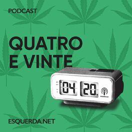 Show cover of Quatro e Vinte