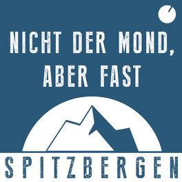 Show cover of Nicht der Mond, aber fast - Spitzbergen