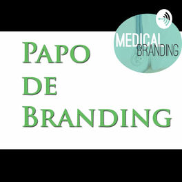 Show cover of Papo de Branding