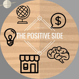 Show cover of The Positive Side Podcast | Motivation | Positive | Inspiration | Success with Entrepreneur Jeremy Todd |