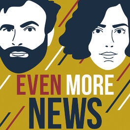 Show cover of Even More News