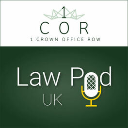 Show cover of Law Pod UK