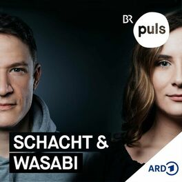 Show cover of Schacht & Wasabi - der Deutschrap-Podcast von PULS