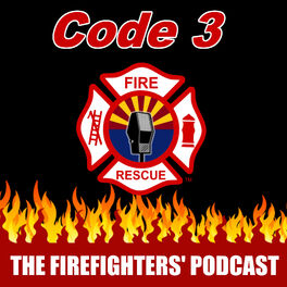 Show cover of Code 3 - The Firefighters' Podcast