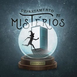 Show cover of Departamento de Mistérios
