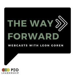 Show cover of The Way Forward Webcasts with Leon Goren