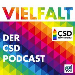 Show cover of VIELFALT - DER CSD PODCAST