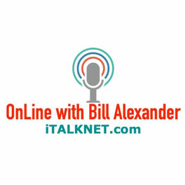 Show cover of OnLine with Bill Alexander (iTALKNET)