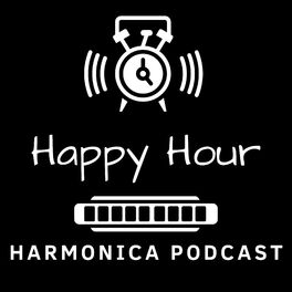 Show cover of Happy Hour Harmonica Podcast