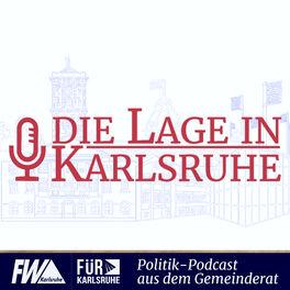 Show cover of Die Lage in Karlsruhe   Politik-Podcast aus dem Gemeinderat
