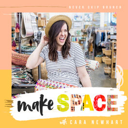Show cover of MAKE SPACE with Cara Newhart