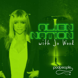 Show cover of Alien Nation with Jo Wood