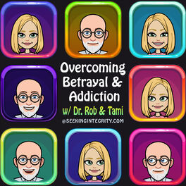 Show cover of Overcoming Betrayal & Addiction