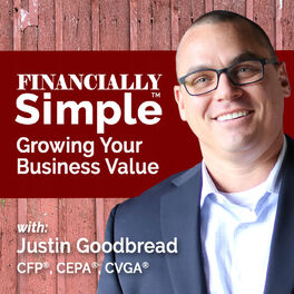 Show cover of Financially Simple Bizcast