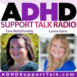 Show cover of ADHD Support Talk Radio Podcast