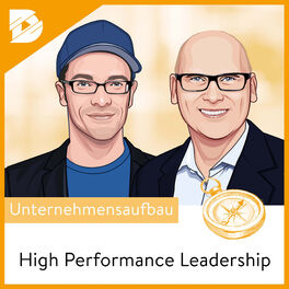 Show cover of High Performance Leadership // by digital kompakt