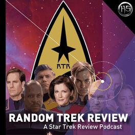 Show cover of Random Trek Review Podcast - A Star Trek Review Podcast