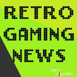 Show cover of RETROGAMING NEWS