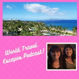 Show cover of World Travel Escapes