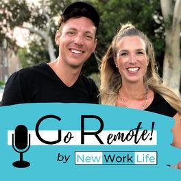 Show cover of GO REMOTE! Der Podcast