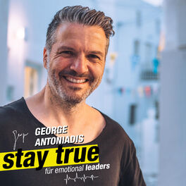 Show cover of StayTrue für Emotional Leaders mit George Antoniadis