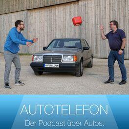 Show cover of Autotelefon - Der Podcast über Autos.