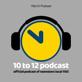 Show cover of 10to12 Podcast