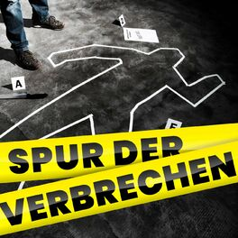 Show cover of Spur der Verbrechen