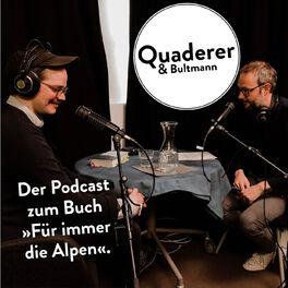 Show cover of Quaderer & Bultmann - Der Podcast zum Buch
