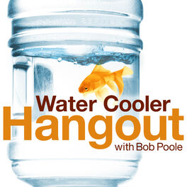 Show cover of The Water Cooler Hangout with Bob Poole