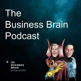 Show cover of The Business Brain Podcast