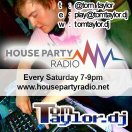 Show cover of Tom Taylor Radio Shows and House DJ Mixes