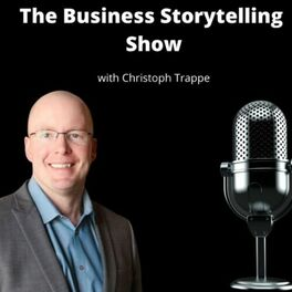 Show cover of The Business Storytelling Podcast