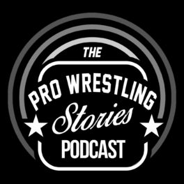 Show cover of The Pro Wrestling Stories Podcast