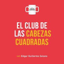 Show cover of El club de las cabezas cuadradas