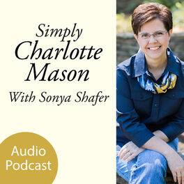 Show cover of Simply Charlotte Mason Homeschooling