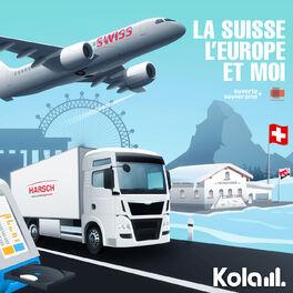 Show cover of La Suisse, l'Europe et moi