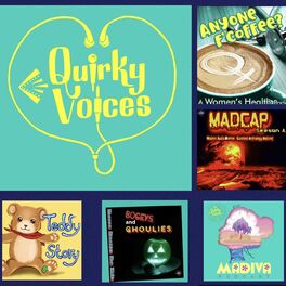 Show cover of Quirky Voices Presents