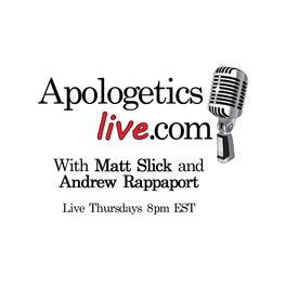 Show cover of Apologetics Live