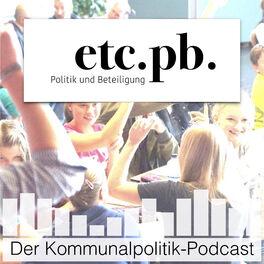 Show cover of etcpb - Der Kommunalpolitik-Podcast über Politik und Beteiligung
