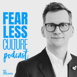 Show cover of Fearless Culture Podcast