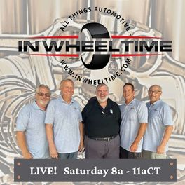 Show cover of In Wheel Time - Car Talk