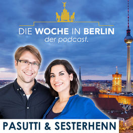 Show cover of Die Woche in Berlin - Der Podcast