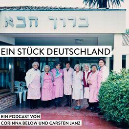 Show cover of Ein Stück Deutschland - Der Podcast
