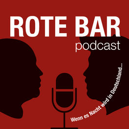 Show cover of ROTE BAR Late-Night Einschlafen Podcast