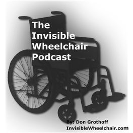 Show cover of Invisible Wheelchair Podcast - Hidden World of OCD